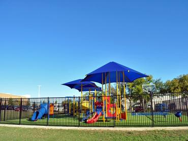 Artificial Grass Photos: Artificial Grass Installation Sky Valley, California Playground Safety