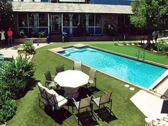 Artificial Grass Photos: Artificial Lawn Norco, California Roof Top, Kids Swimming Pools