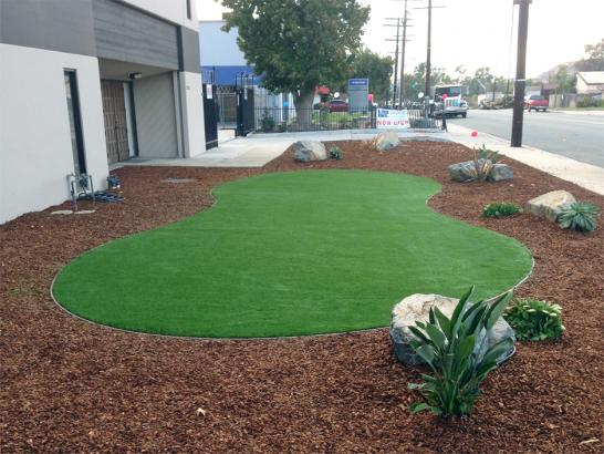 Artificial Grass Photos: Artificial Turf Installation Alpine Village, California Landscape Ideas, Commercial Landscape