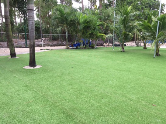 Artificial Grass Photos: Artificial Turf Installation Anza, California Paver Patio, Commercial Landscape