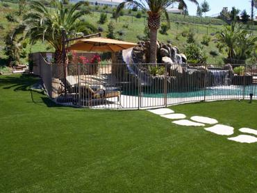 Artificial Grass Photos: Fake Grass Carpet Cherry Valley, California Lawns, Swimming Pools