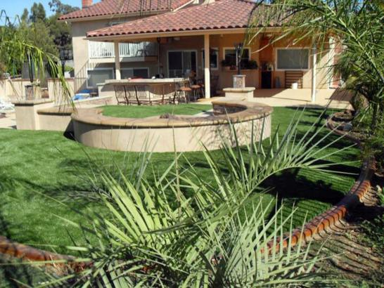 Artificial Grass Photos: Fake Grass Thousand Palms, California Landscape Photos, Front Yard Landscaping