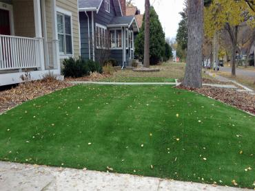 Artificial Grass Photos: Grass Carpet El Cerrito, California City Landscape, Small Front Yard Landscaping