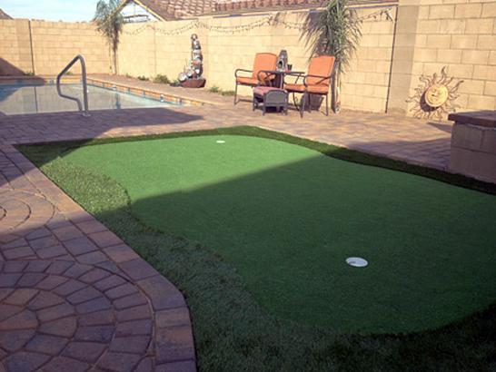 Artificial Grass Photos: Grass Carpet Mecca, California Outdoor Putting Green, Swimming Pool Designs