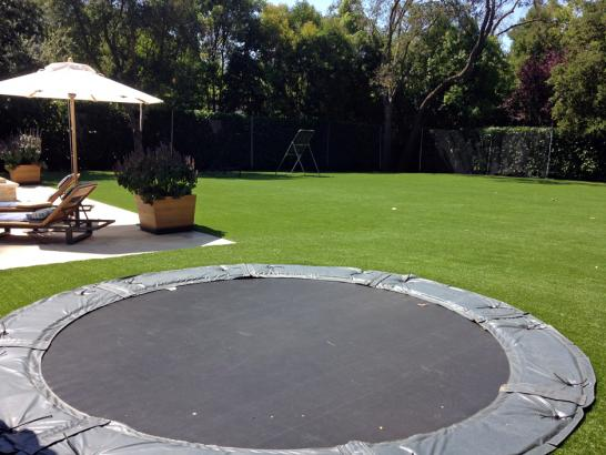 Artificial Grass Photos: Grass Installation La Quinta, California Backyard Sports, Backyard Landscape Ideas