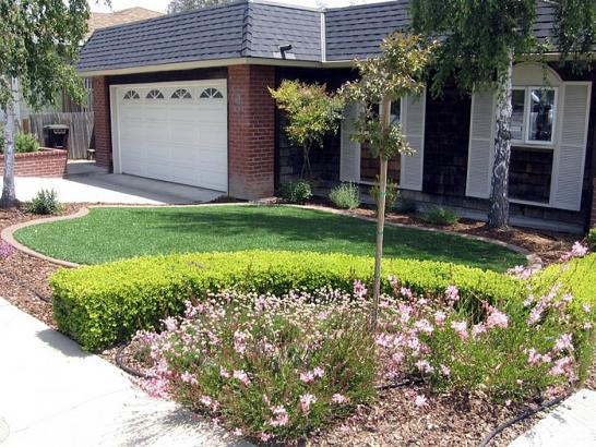 Artificial Grass Photos: Grass Installation Mesa Verde, California Landscaping, Small Front Yard Landscaping