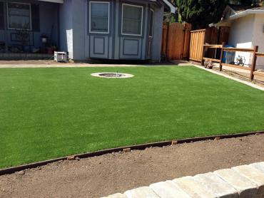 Artificial Grass Photos: Lawn Services Wildomar, California Landscape Design, Front Yard Ideas