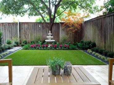 Plastic Grass Sedco Hills, California Paver Patio, Small Backyard Ideas artificial grass