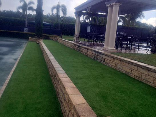 Artificial Grass Photos: Plastic Grass Sunnyslope, California Rooftop, Commercial Landscape