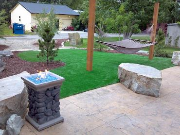 Artificial Grass Photos: Synthetic Grass Palm Desert, California Garden Ideas, Small Front Yard Landscaping