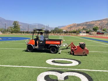 Artificial Grass Photos: Synthetic Lawn Sunnyslope, California Soccer Fields