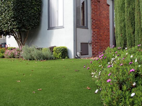Synthetic Turf Desert Center, California Lawns, Front Yard Design artificial grass