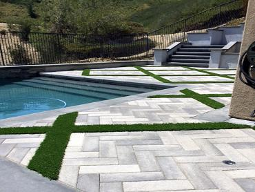 Artificial Grass Photos: Synthetic Turf Supplier Cabazon, California Landscaping Business, Natural Swimming Pools