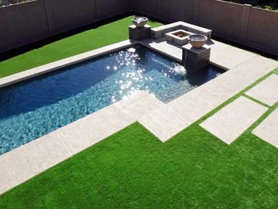 Artificial Grass Photos: Turf Grass Aguanga, California Garden Ideas, Backyard Designs