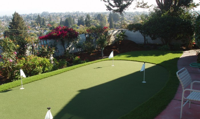 Putting Greens, Artificial Golf Putting Green in Riverside County